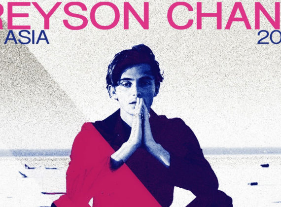 GREYSON CHANCE ASIA 2020 IN BANGKOK