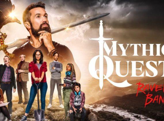 Mythic Quest: Raven's Banquet ซีรี่ส์ซิทคอมสุดฮาที่จะเปิดเผยเบื้องหลังของคนทำเกมพร้อมฉายบน Apple TV+ แล้ว