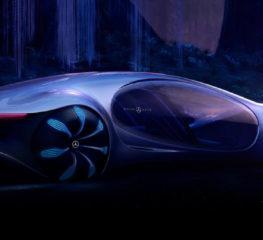 Vision AVTR แรงบันดาลใจสู่อนาคต จาก Mercedes