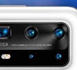 เผยวันกำหนดเปิดตัว Huawei P40 Series เรือธงตัวใหม่