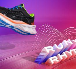 NOVABLAST™ สุดยอดรองเท้าวิ่งจาก ASICS มาพร้อมกับเทคโนโลยีใหม่ล่าสุดที่จะช่วยให้การวิ่งของคุณสนุกกว่าที่เคย