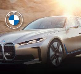 BMW โลโกใหม่ เบิกทางสู่ยุคยนตรกรรมไฟฟ้า