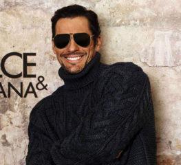 Dolce&Gabbana แว่นตาผู้ชาย SS 2020