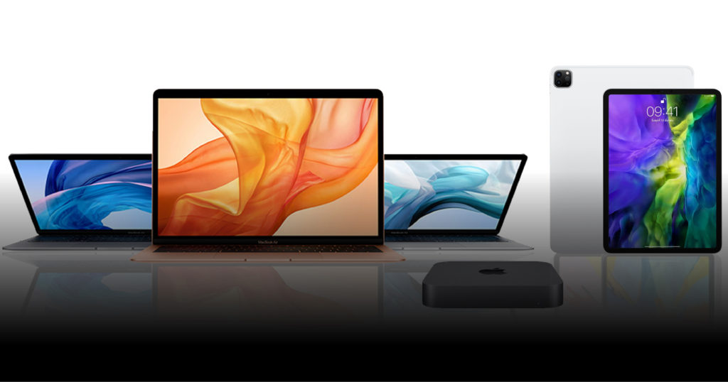Apple เปิดตัว iPad Pro , MacBook Air, Mac Mini ถูกลงและแรงขึ้น