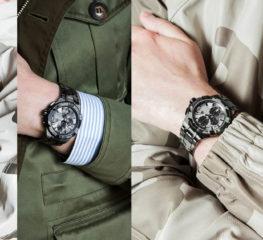 AIKON QUARTZ CHRONO CAMOUFLAGE สร้างสรรค์นาฬิกาคุณภาพ และสะท้อนถึงดีไซน์ที่โดดเด่น โดยนำเสนอลายพรางในเวอร์ชั่นสุดเท่