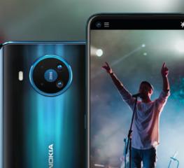 เปิดตัว Nokia 8.3(5G) มือถือที่ได้รับแรงบันดาลใจการออกแบบสีสันมาจากแสงเหนือ