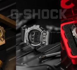 G-SHOCK Taps ผู้สร้างสไตล์ยุคใหม่สำหรับแคมเปญ GM-6900