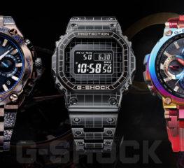 สิ้นสุดการรอคอย! CASIO G-SHOCK เปิดตัวนาฬิกา 3 รุ่นไฮไลท์ที่น่าจับตามองแห่งปี 2020