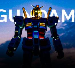 ชมก้าวแรกของ Gundam ขนาด 18 เมตร ที่โรงงานสร้าง ก่อนเจอของจริงตุลาคมนี้