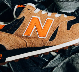"Levi's x New Balance 1300 ""Levi's For Feet"""
