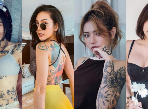 5 สาวสาย Tattoo Lover ที่ควรติดตาม