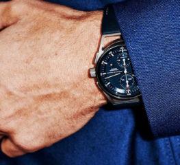 Flyback ปี 1919 ของปอร์เช่เป็นนาฬิกาไททาเนียม 100% ที่ได้แรงบันดาลใจมาจากโมเดล 911
