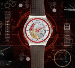 "SWATCH เปิดตัว ""Q Watch"" นาฬิกาลิมิเต็ดเอดิชั่นคู่กายสายลับ Q ครั้งแรกกับการปรากฎตัวบนภาพยนตร์เจมส์ บอนด์แห่งปี 2020 ""NO TIME TO DIE"""