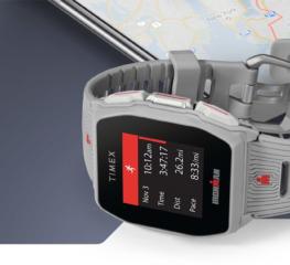 นาฬิกาสำหรับคนรักสุขภาพ Timex Ironman R300 GPS
