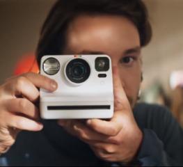 เปิดตัว Polaroid Now ความวินเทจที่ร่วมสมัย