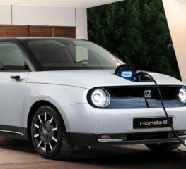 Honda e ยนตรกรรมไฟฟ้าจาก ฮอนด้าในราคา 9แสนบาท