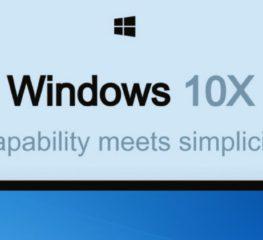 เผยภาพระบบ Windows 10X ระบบใหม่ล่าสุดจาก Microsoft