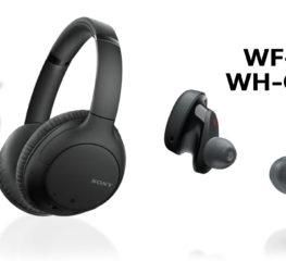 Sony เปิดตัว 2หูฟัง 2ไซส์ WF-XB700 และ WH-CH710N