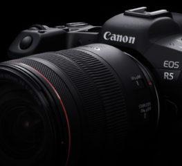 Canon เปิดตัว EOS R5 เหนือขั้นด้วยเทคโนโลยีการถ่ายวิดีโอ 8K 30fps และ 4K 120fps