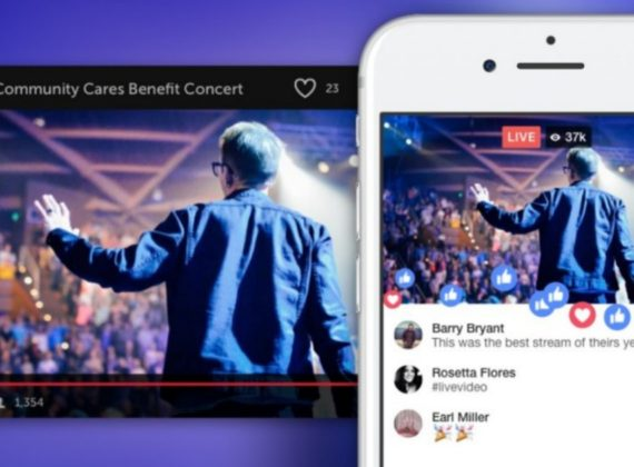 Facebook เตรียมเปิดฟีเจอร์เก็บค่าเข้าชม Live Stream ให้ใช้งาน