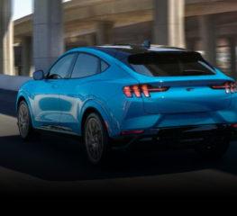 Ford Mustang Mach-E สปอร์ตไฟฟ้าเต็มสูบสัญชาติอเมริกัน ดีจัด ล็อตแรกขายหมดแล้ว