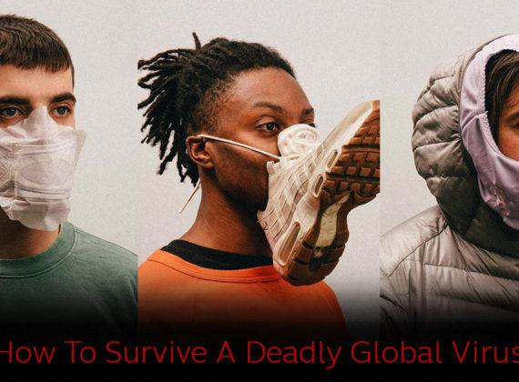 เมื่อโลกขาดแคลนหน้ากากอนามัย Max Siedentopf แนะนำไอเดียหน้ากากสำรองเพื่อป้องกัน coronavirus #เราต้องรอด