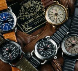 นักออกแบบในตำนาน Roland Sands ส่งมอบแรงบันดาลใจจากรถจักรยานยนต์สุดหล่อ สู่นาฬิกาโมโต ชุดลายเซ็น Szanto ICON