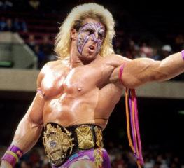 The Ultimate Warrior นักมวยปล้ำที่มีคาแรคเตอร์โดดเด่นที่สุด
