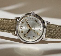 Todd Snyder รวมตัวกับ Timex สำหรับนาฬิกาที่ได้แรงบันดาลใจในช่วงกลางศตวรรษ