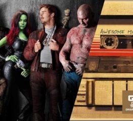 เจมส์ กัน ปล่อยลิส 64 เพลงที่ถูกอาจจะนำเอาไปประกอบใน Guardians of the Galaxy