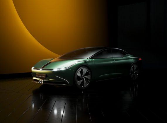 พาชมรถยนต์ WM Maven คอนเซ็ปต์รถยนต์ไฟฟ้าที่วิ่งได้ไกล 795 กิโลเมตรต่อการชาร์จครั้งเดียว