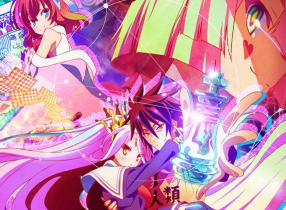 "Anime Review | No Game No Life สองพี่น้องเกมเมอร์สุดเซียนที่แม้แต่ ""พระเจ้า"" ยังหลีกทางให้"