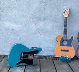 รุ่นเล็กขอเท่บ้างกับ Fender Fullerton UKE