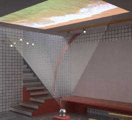 จะดูหนัง จะประชุมงาน Gazer Projector ยอดแนวคิดโปเจคเตอร์ ปรับมุมมองได้อิสระ 360 องศา