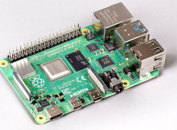 Raspberry Pi ออกรุ่น 64bit แรม 8GB แรงขึ้น เก่งขึ้น
