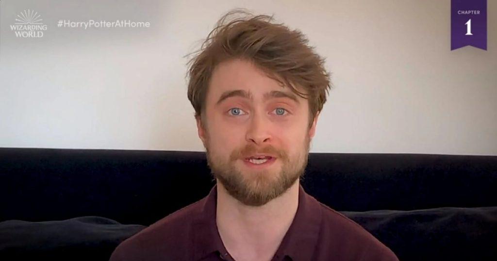 ทำงานอยู่บ้านก็ฟังเสียง Daniel Radcliffe และเหล่าคนดังมาอ่าน Harry Potter ให้ฟังฟรีได้เลย