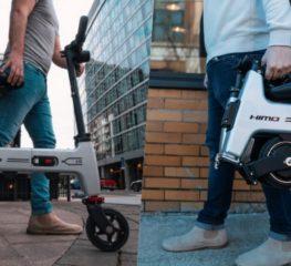 HiMo จักรยานไฟฟ้าพับได้ ไปกับคุณทุกที่แบบชีวิตคนเมือง
