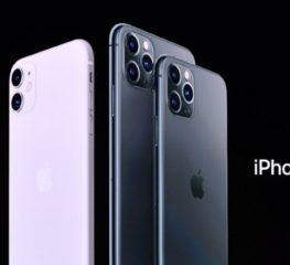 iPhone 11 เป็นสมาร์ตโฟนที่ขายดีที่สุดประจำต้นปี 2020