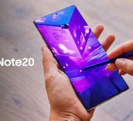 Galaxy Note 20+ อาจมาพร้อมกับแรมมากถึง 16GB