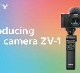 Sony เปิดตัวกล้องสำหรับ Vlogger เพียง 22,900 บาท