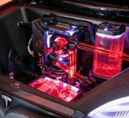 Origin PC เปิดตัวซีพีรุ่นใหม่ที่มีต้นแบบจาก Tesla Model S