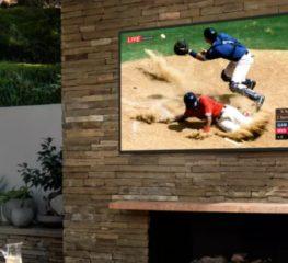 ซัมซุงประกาศเปิดตัว Terrace ทีวี 4K กลางแจ้ง กันน้ำ และฝุ่น
