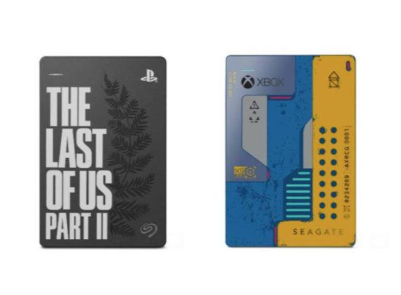 Seagate เปิดตัวฮาร์ดไดรฟ์ สำหรับคอเกม รุ่นลิมิเต็ด ลายลิขสิทธิ์จาก The Last of Us Part II และ Cyberpunk 2077