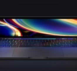 Apple เปิดตัว Macbook Pro 13″ ใหม่ คีย์บอร์ดใหม่ เนื้อที่เพิ่มขึ้น มี Intel Gen 10 ให้เลือก