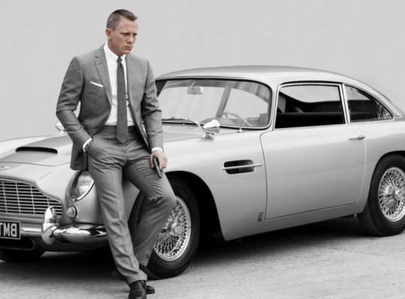 Aston Martin Goldfinger DB5 รถยนต์สายลับระดับตำนาน ผลิตแค่ 25 คันทั่วโลก