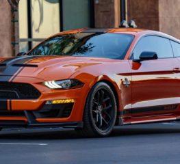 Ford Shelby Mustang Super Snake 2020 ที่ผลิตแบบ Limited Edition มีเพียง 30 คันทั่วโลก