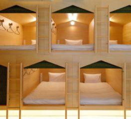 MAJA HOTEL KYOTO โรงแรงแคปซูลที่สวยงามร่วมสมัย ราคาไม่แพง