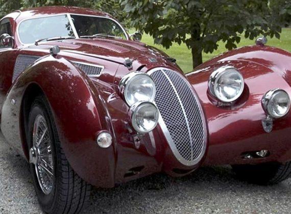ยลโฉม 1930 Devaux เอาใจคนชอบรถยนต์เก่า คลาสสิก