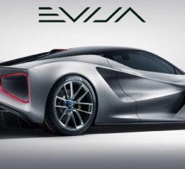 Lotus Evija ไฮเปอร์คาร์ไฟฟ้าคันแรกจาก Lotus กำลัง 2,000 แรงม้า