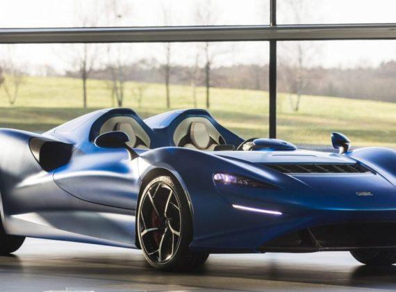 พามารู้จัก McLaren Elva ซูเปอร์คาร์ที่ไม่มีกระจกหน้า แหวกทุกการดีไซน์